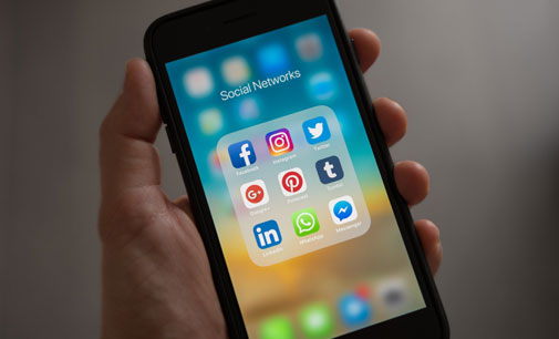 Post image Types of Mobile Apps Social Media Apps - Types of Mobile Apps